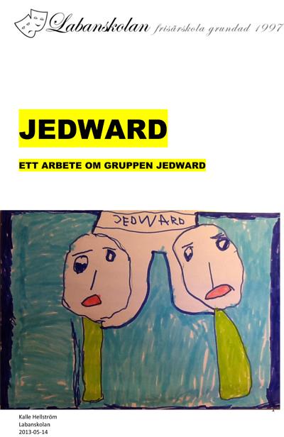 Forskningsprojekt om Jedward av Kalle