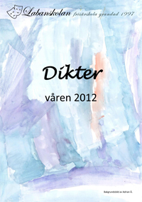 frsttsblad labanskolan dikter vren 2012